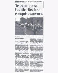 GIORNALE DI VICENZA 23 SETTEMBRE 2009